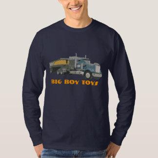 Occidental-Étoile, grands jouets de garçon T-shirt