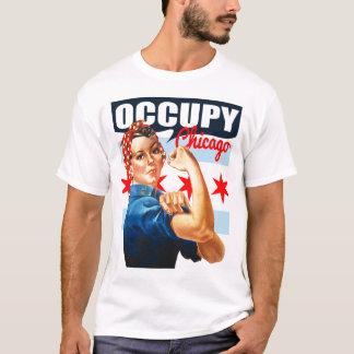Occupez Chicago Rosie le T-shirt de rivoir