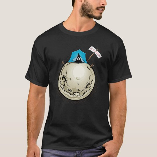 Occupez la galaxie ! t-shirt