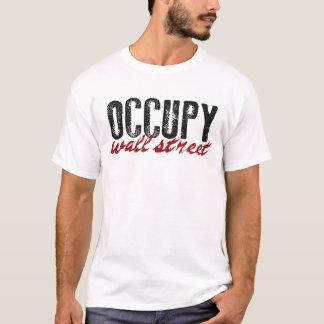 OCCUPEZ le T-shirt de WALL STREET