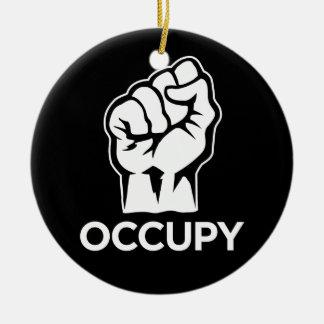 Occupez Wall Street - nous sommes les 99% Décorations De Noël