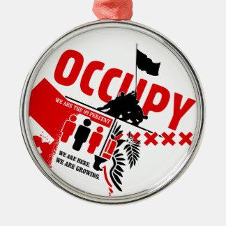 Occupez Wall Street : Nous sommes les 99% Décorations De Noël