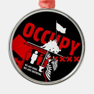 Occupez Wall Street : Nous sommes les 99% Décoration Pour Sapin De Noël