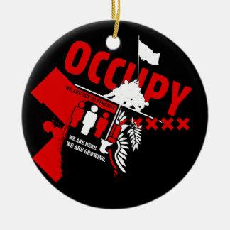Occupez Wall Street : Nous sommes les 99% Décoration De Noël