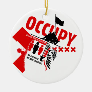 Occupez Wall Street : Nous sommes les 99% Ornement