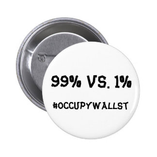 #OCCUPYWALLST PIN'S