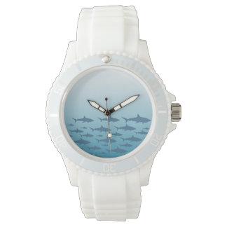 Océan de montre de requins montres bracelet