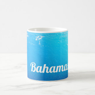 Océan des Bahamas de turquoise Mug