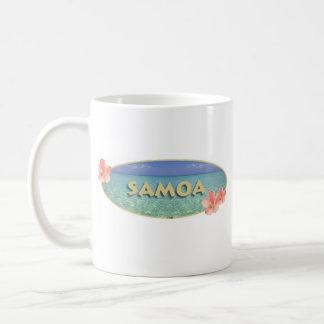 Océan du Samoa Mug