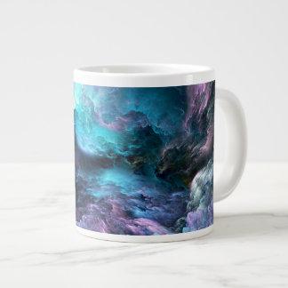 Océan orageux irréel mug