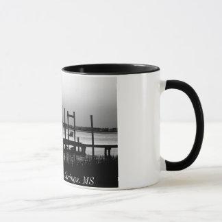 ~ Ocean Springs de tasse d'image - customisé