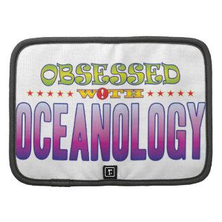 Océanologie 2 hantée organiseur