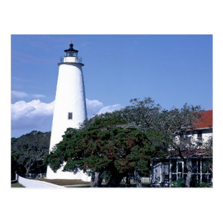 Ocracoke, phare cartes postales
