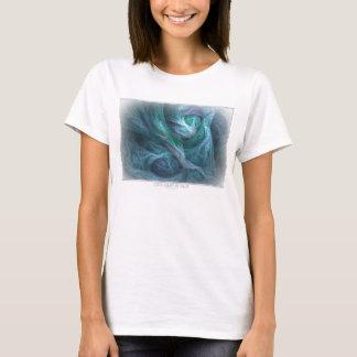 Oddyssy dans le T-shirt bleu