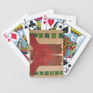 'Ode aux cartes de jeu de Bakersfield Jeux De Cartes
