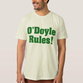 O'Doyle ordonne le T-shirt
