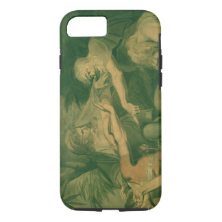 """Oedipe maudissant son fils Polynices - """"vont Coque iPhone 7"""