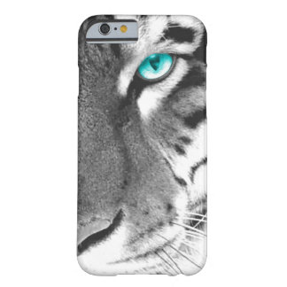Oeil blanc d'aqua de tigre coque barely there iPhone 6