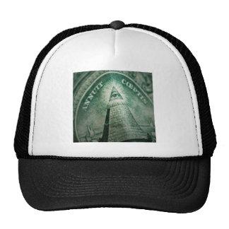 Oeil d Illuminati Casquettes De Camionneur