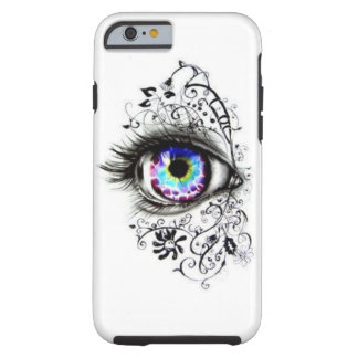 Oeil de et angle coque iPhone 6 tough