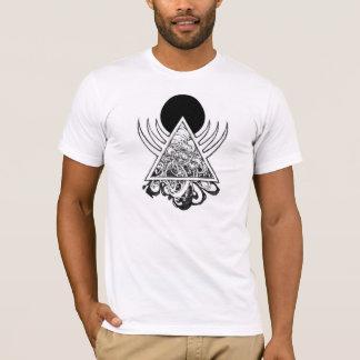 Oeil de la connaissance t-shirt