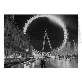 Oeil de Londres Cartes De Vœux