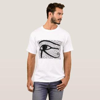 Oeil de T-shirt de Horus