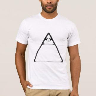 Oeil d'Illuminati T-shirt