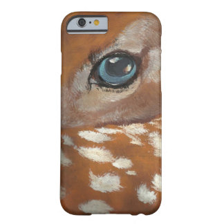 Oeil du faon coque iPhone 6 barely there