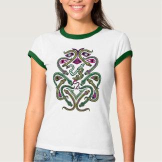 Oeil du serpent t-shirts