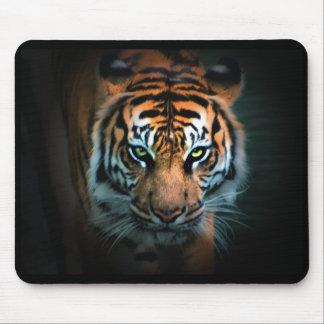Oeil du tigre tapis de souris