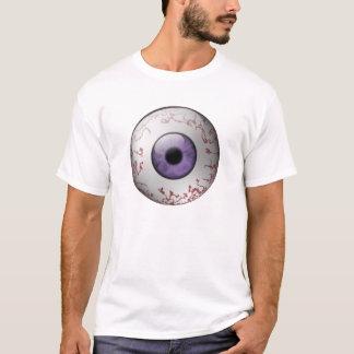 Oeil pourpre t-shirt