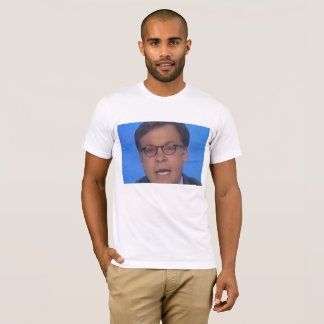 Oeil rose Merch de Bob Costas T-shirt