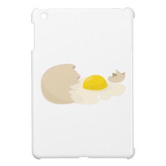 Oeuf cassé coques pour iPad mini