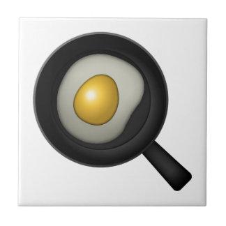 Oeuf de cuisine - Emoji Carreau