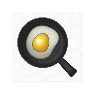 Oeuf de cuisine - Emoji Toile