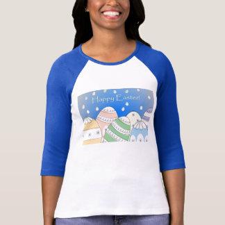 Oeuf de pâques t-shirt
