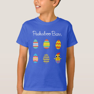 Oeufs semi-transparents de Pâques | pâques de T-shirt