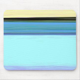 Oeuvre d'art minimaliste Mousepad Tapis De Souris