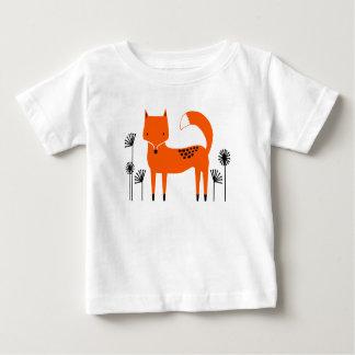"""""""Oeuvre d'art originale"""" Fred le Fox T-shirt Pour Bébé"""