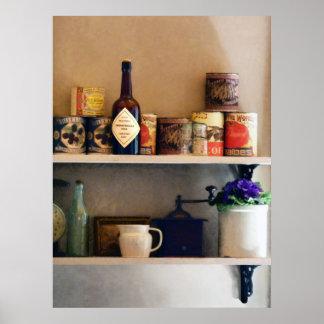 Office de cuisine affiche