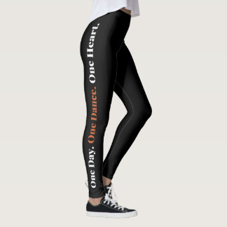 Official #DFK2017 Leggings
