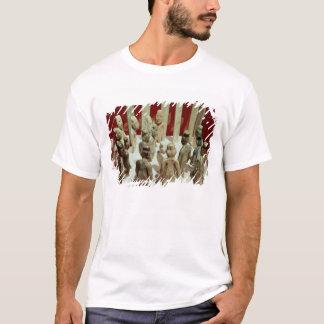 Offre de seize chiffres masculins, de La T-shirt