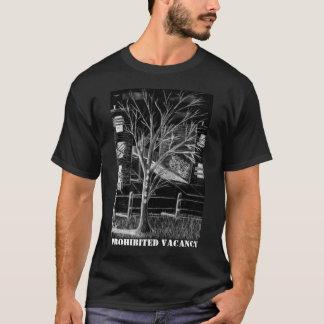 Offre d'emploi interdite t-shirt