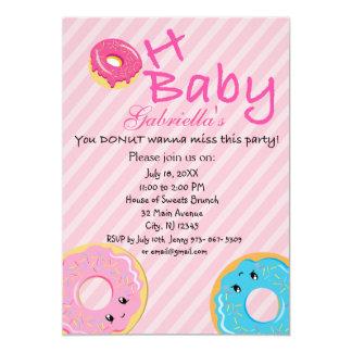 Oh bébé que vous BEIGNET voulez à la carte de baby