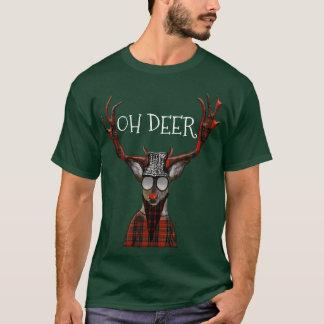 Oh cerfs communs t-shirt