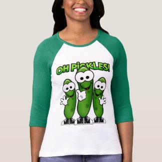 Oh chemise de conserves au vinaigre t-shirts