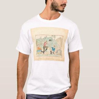 Oh des garçons, je l'ai frappé lourd (1603A) T-shirt