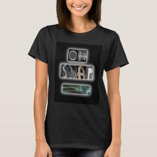 Oh le T-shirt des femmes instantanées