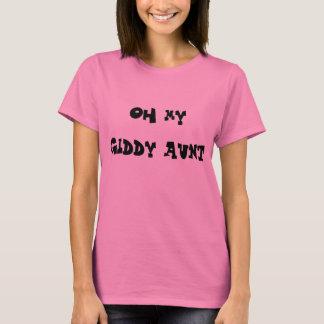 Oh ma tante étourdie t-shirt